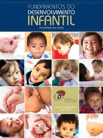 Fundamentos do desenvolvimento infantil by Fundação Maria Cecília ... 3bd1eaa65f2