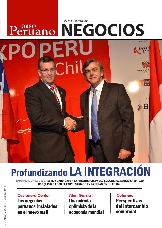 Paso Peruano Negocios Edición Nº 6 by Guillermo Villacampa - issuu