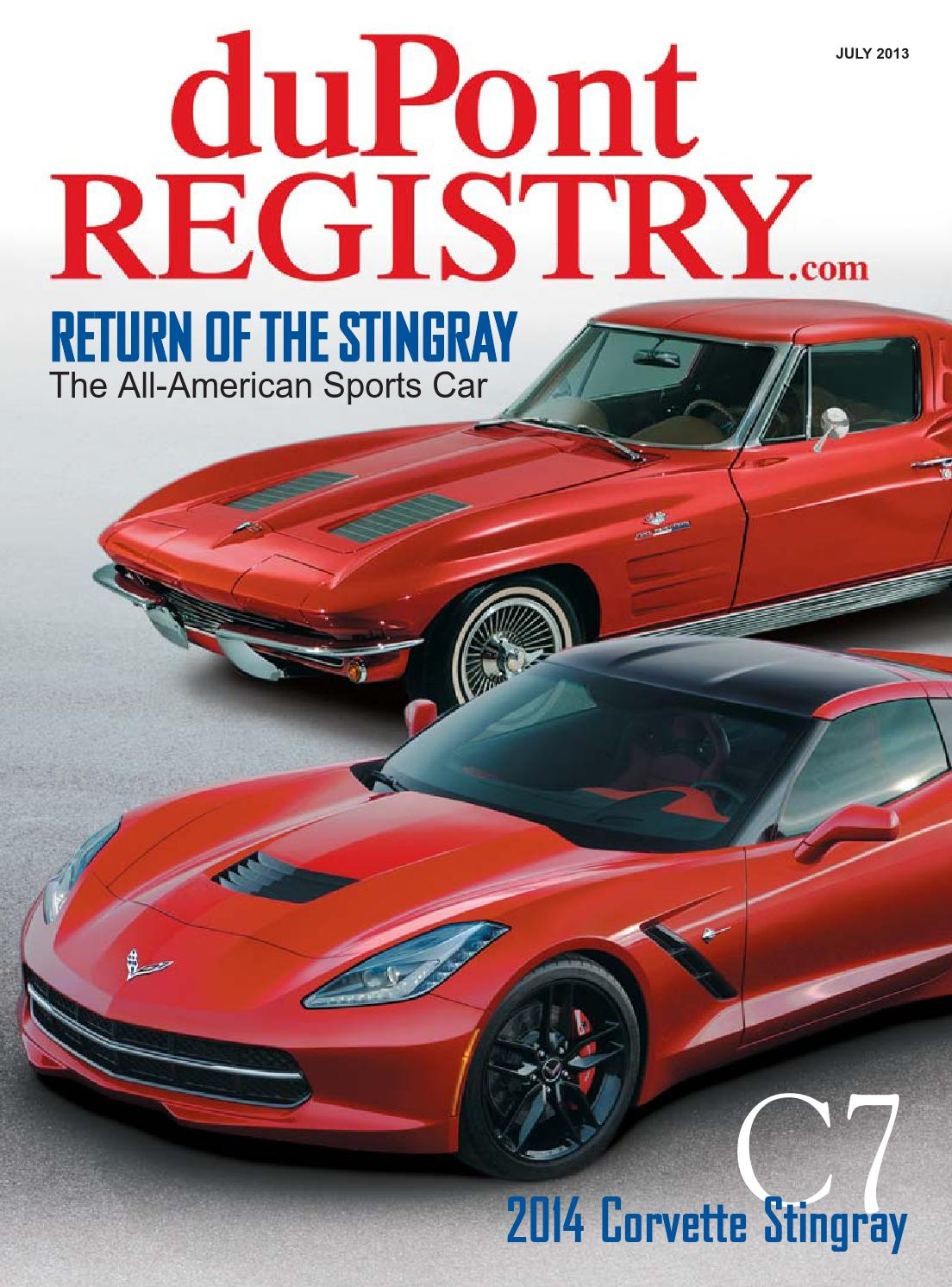 duPontREGISTRY Autos July 2013 by duPont REGISTRY Issuu