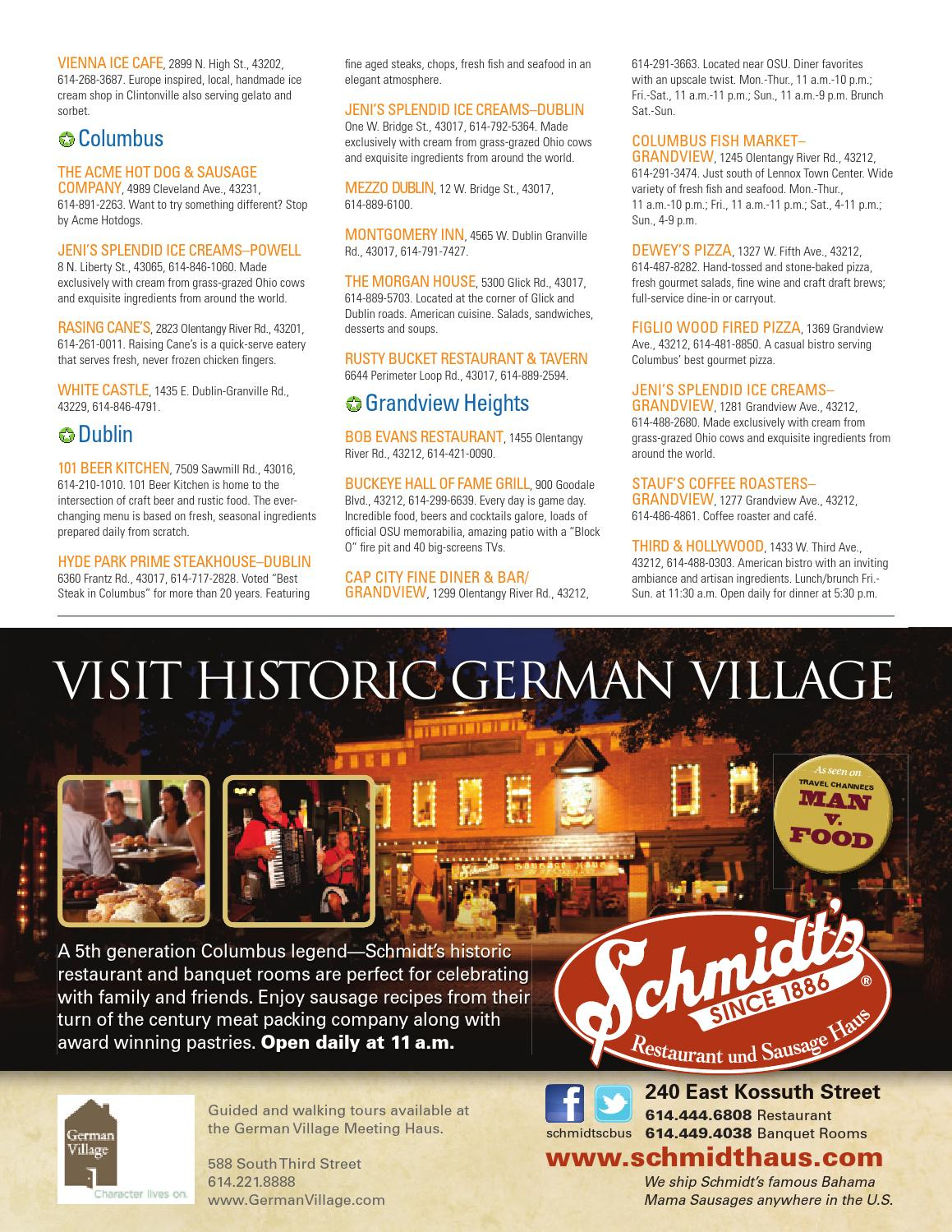 Experience Columbus Visitors Guide Summer 2013 by Experience ...
