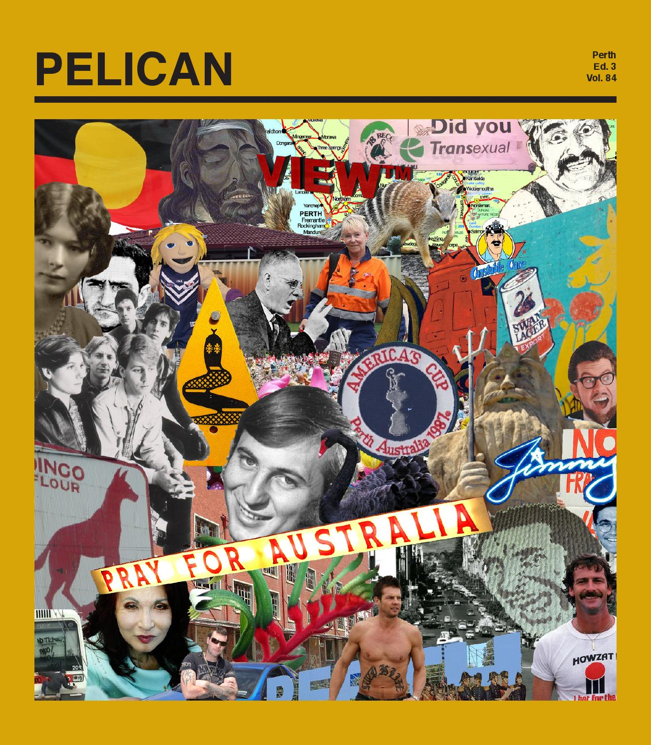 Pelican Edition 3 Volume 84 by UWA Student Guild - issuu
