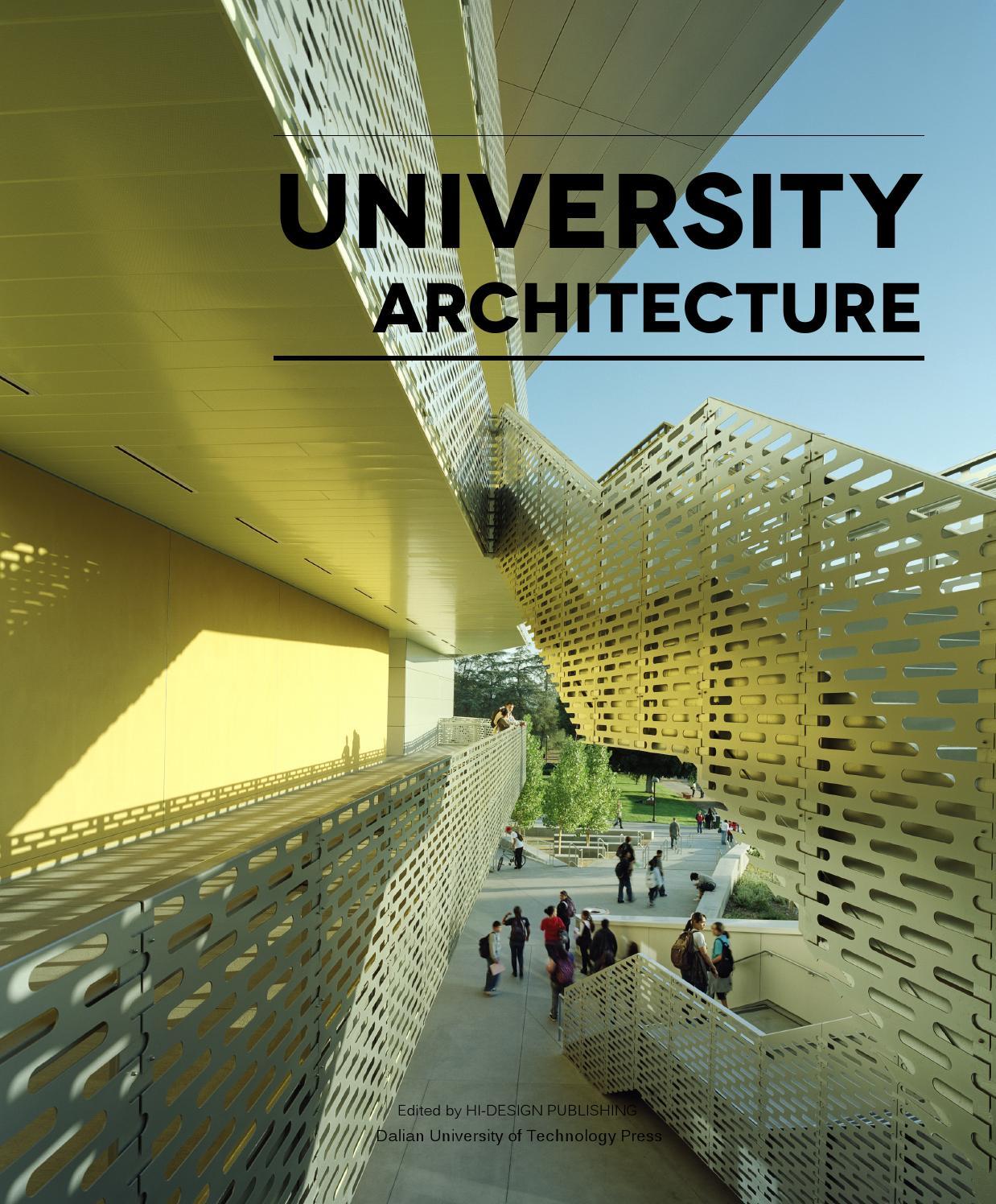 University Architecture by HI-DESIGN INTERNATIONAL