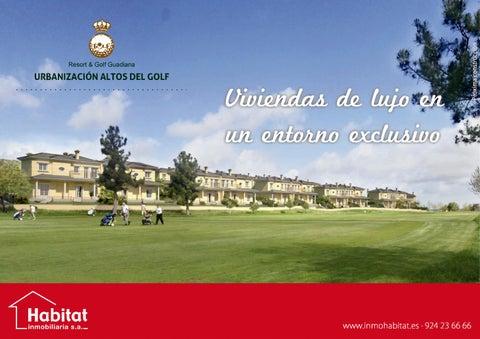 new product 838bf 14a48 Urbanización Altos del Golf