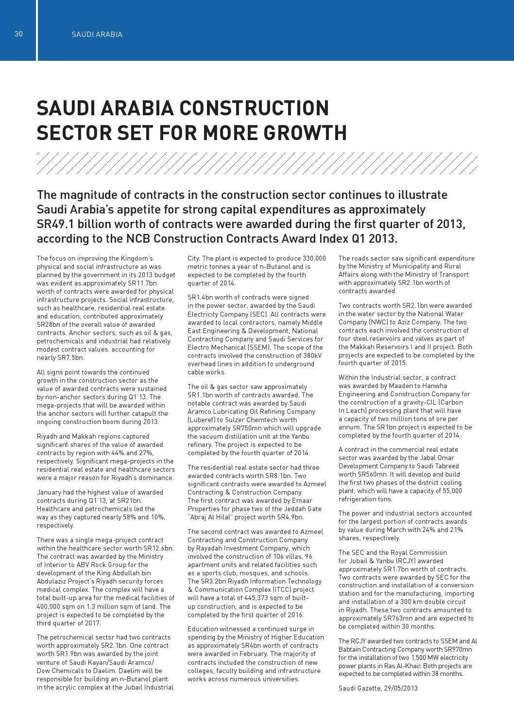Arab British Chamber of Commerce Newsletter 9