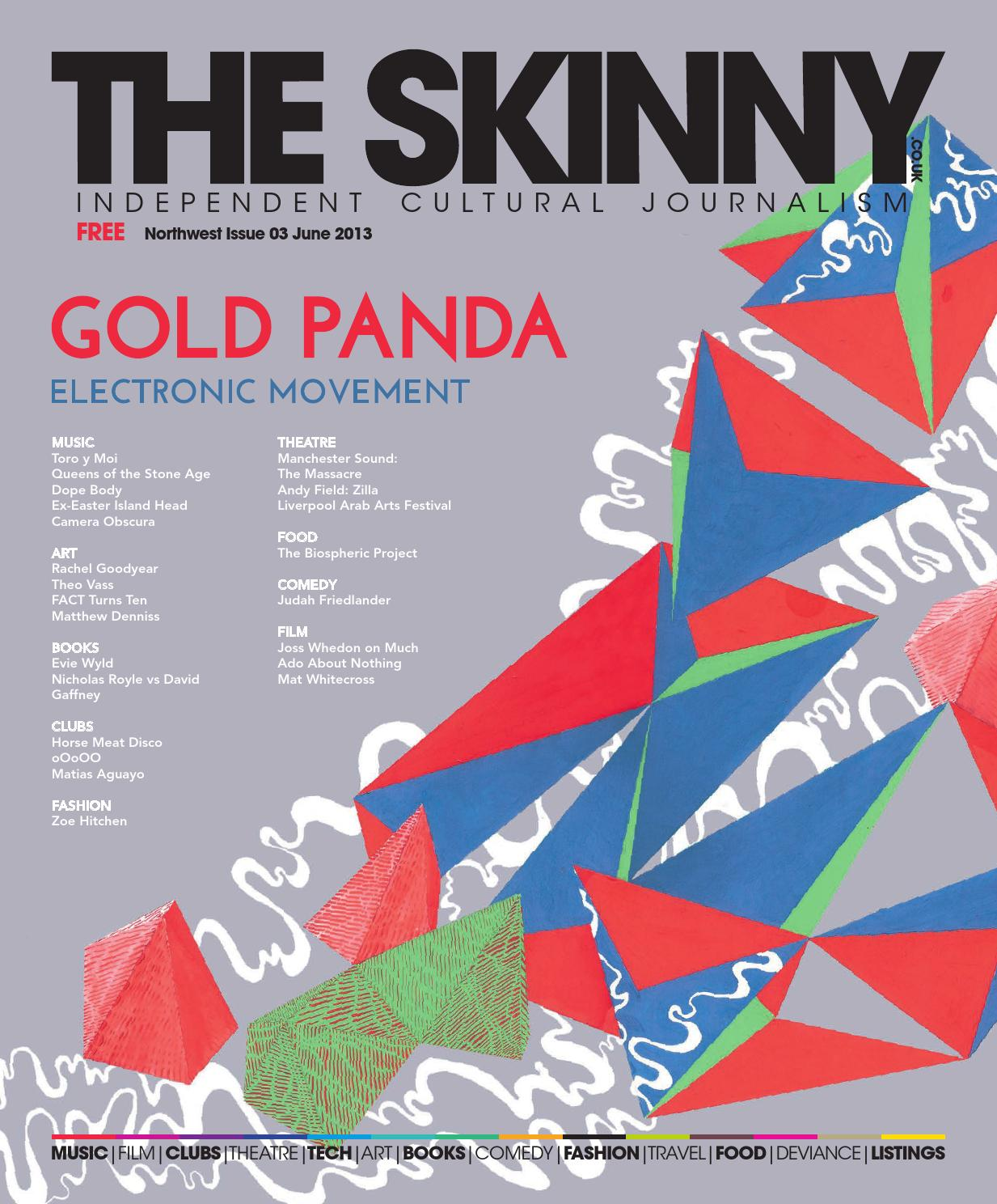 The Skinny Northwest June 2013 by The Skinny - issuu
