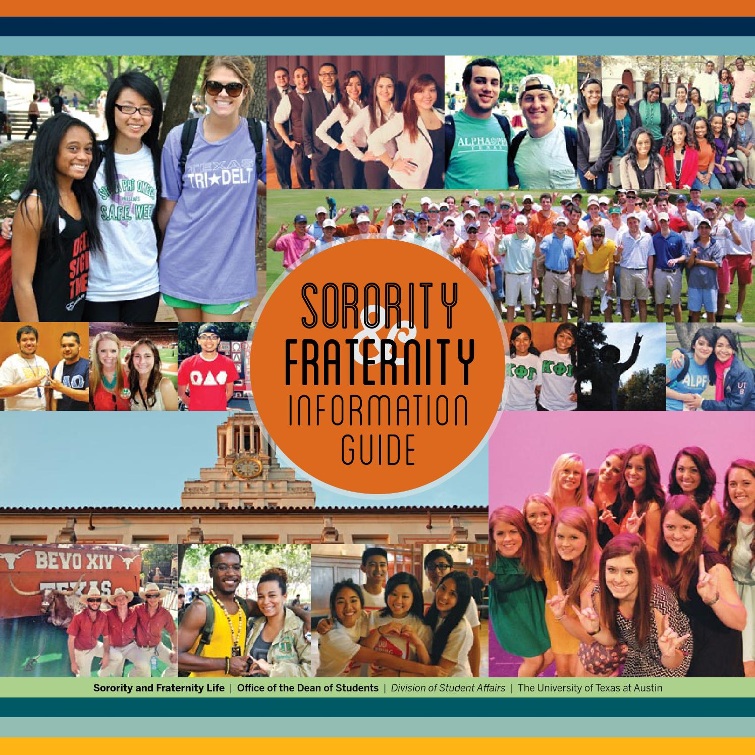 fraternity fraternities and sororities and 100 The mission of the fraternity & sorority life office is to foster the learning and development of students who affiliate with the 36 social fraternities and sororities at california polytechnic state university, san luis obispo.
