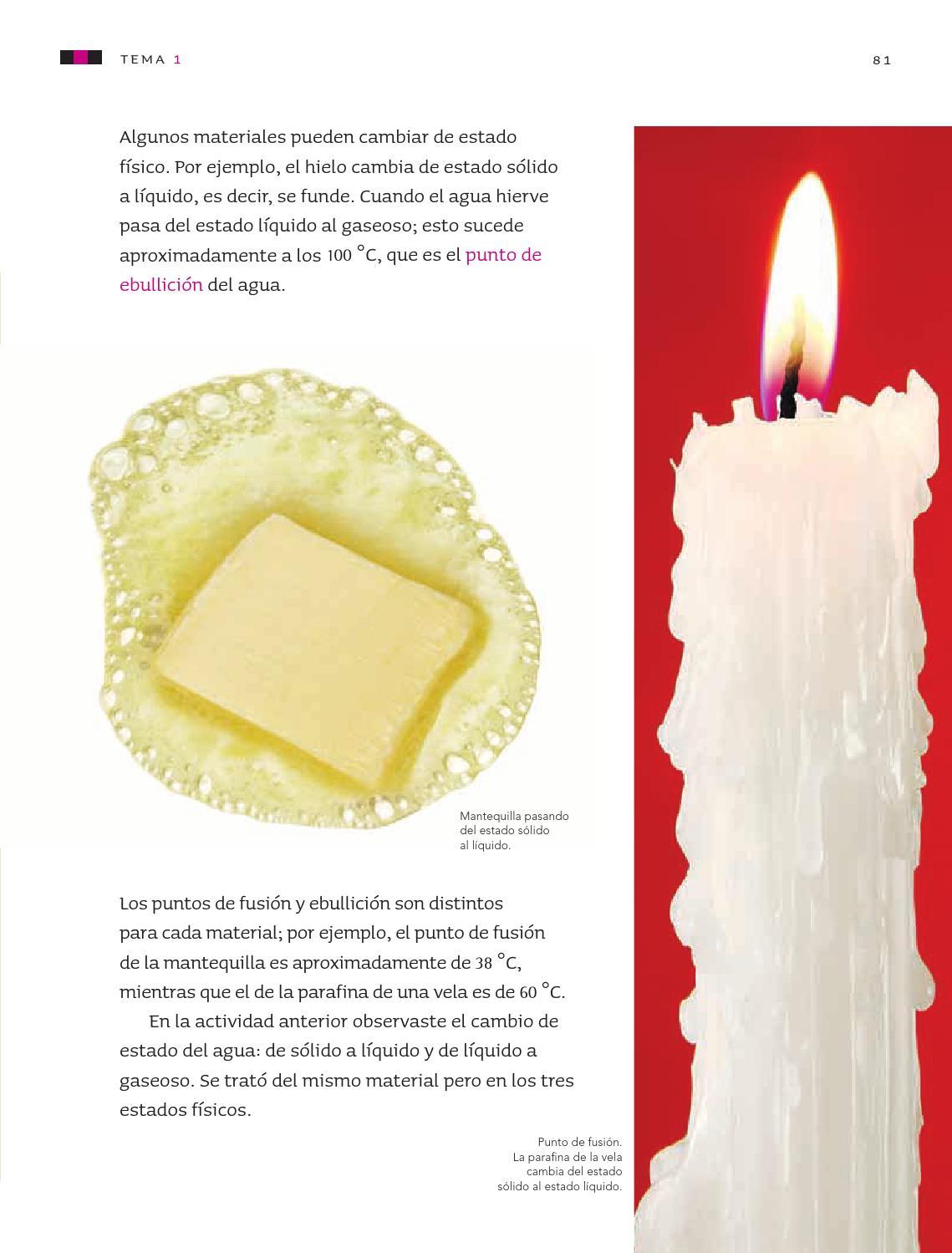 Ciencias naturales 4o grado by rar muri issuu - Transferir fotos a velas ...