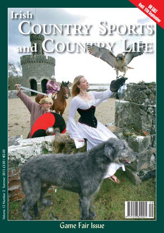 Irish Country Sports and Country Life Summer 2013 Magazine