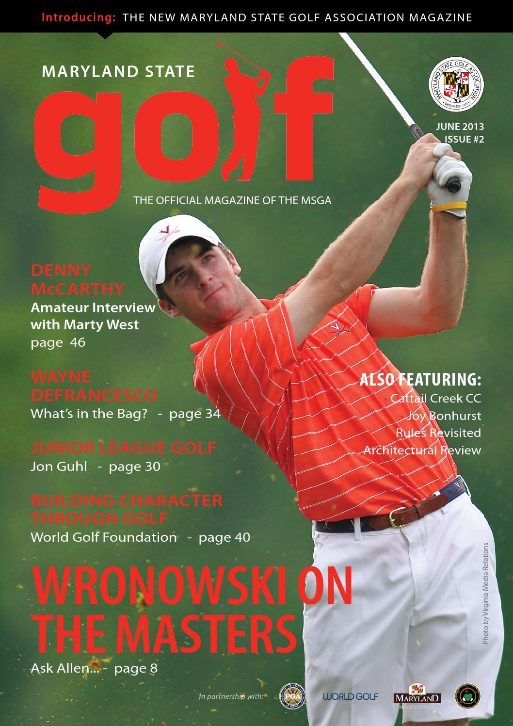 Msga Issue 2 By Think Sports Media Llc Issuu