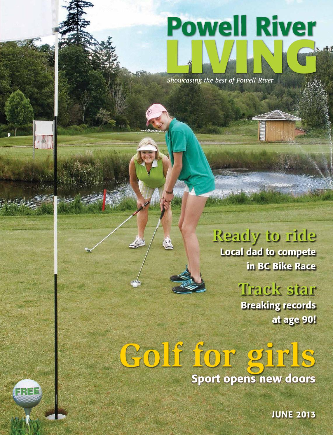 Powell River Living June 2013 by Sean Percy - issuu