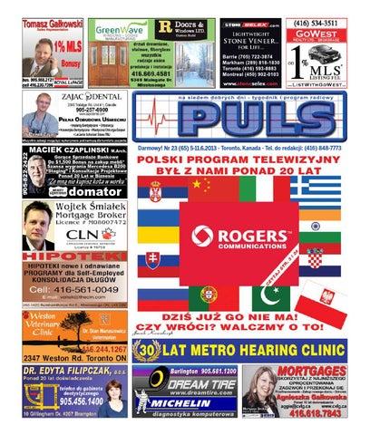 Puls no65 june 5 2013 by Jack Lasinski - issuu a9adbdcab0