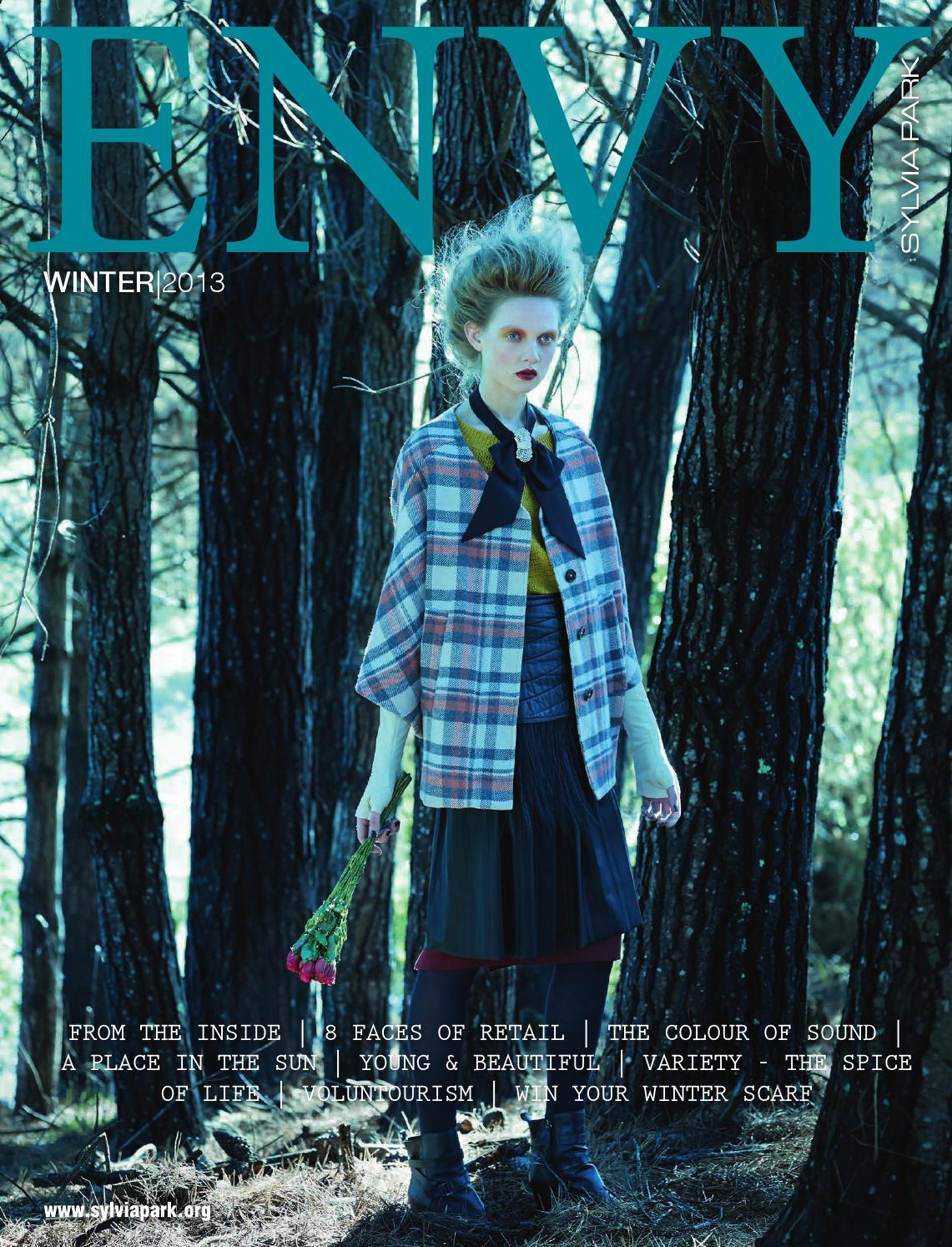 envy sylvia park winter magazine 2013 by innuendo advertising