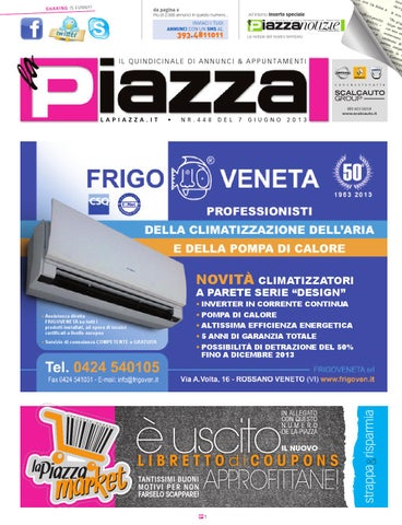 la Piazza 448 by la Piazza di Cavazzin Daniele - issuu 2adde62d0c3