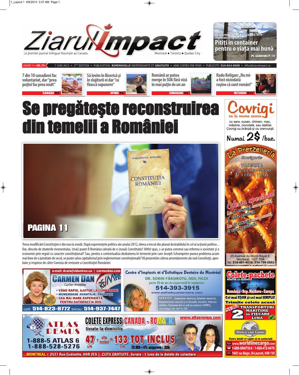Gașcă de hoți români căutată în Montreal –