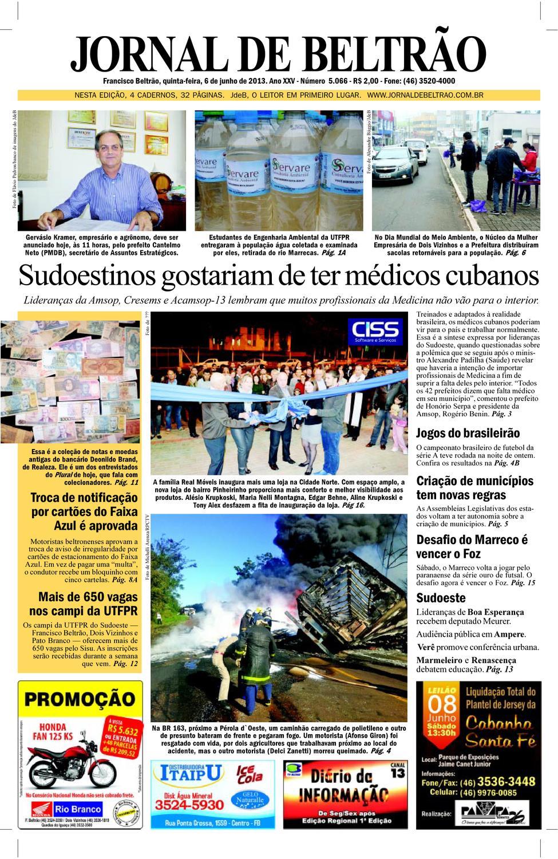 6afcd52a6 JornaldeBeltrão-5066 6-6-13.pdf by Orangotoe - issuu