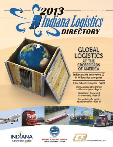 2013 Indiana Logistics Drectory
