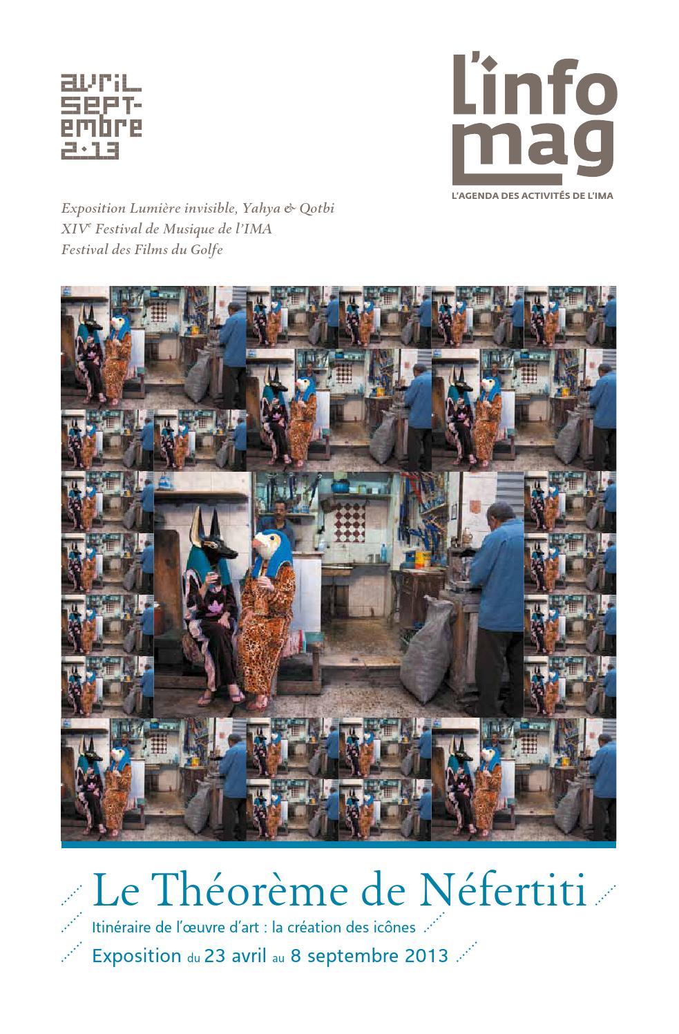 LInfomag 2013 By Institut Du Monde Arabe