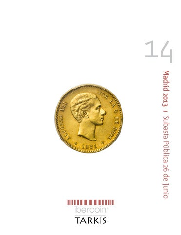 3f6f9596482d Ibercoin 14. Numismatic Auction by Filatelia Iberphil - issuu