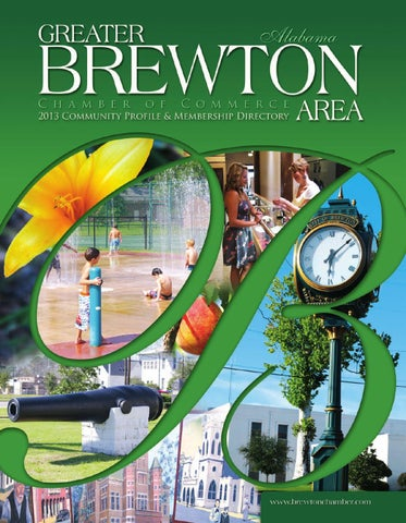 Brewton AL Community Profile