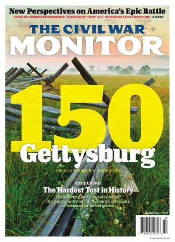 Issue 8 by the civil war monitor issuu page 1 fandeluxe Choice Image