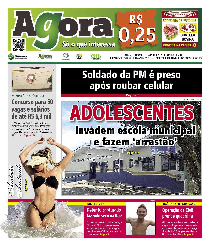 5d11992d3c Agora - 7 de junho de 2013 by Amazonas Em Tempo - issuu