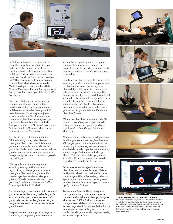 Valencia Esport Magazine (Vem 02) by Fundación Deportiva Municipal ...