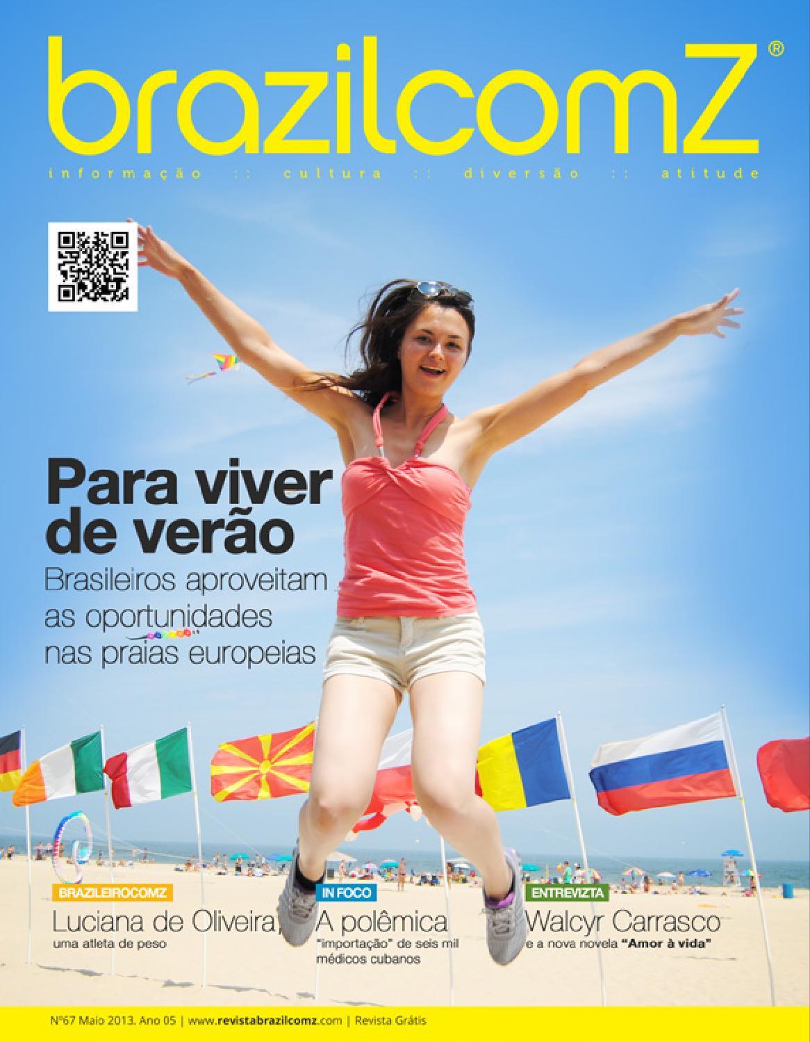 2ba7b5661 BrazilcomZ nº68   Junho by Revista BrazilcomZ - issuu