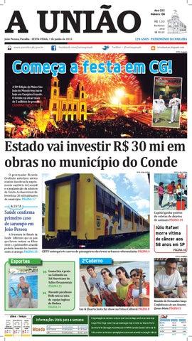 Jornal by Jornal A União - issuu c931aaec40b6b
