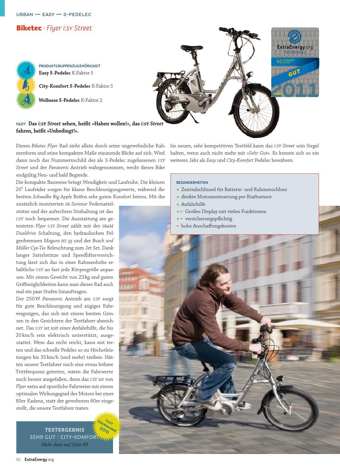 biketec flyer i sy street test v lo lectrique 2011 by. Black Bedroom Furniture Sets. Home Design Ideas