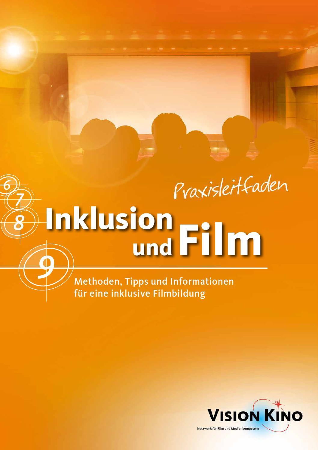 """Praxisleitfaden: """"Inklusion und Film"""" by VISION KINO - issuu"""