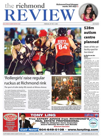 Richmond Review June 07 2013 by Black Press issuu