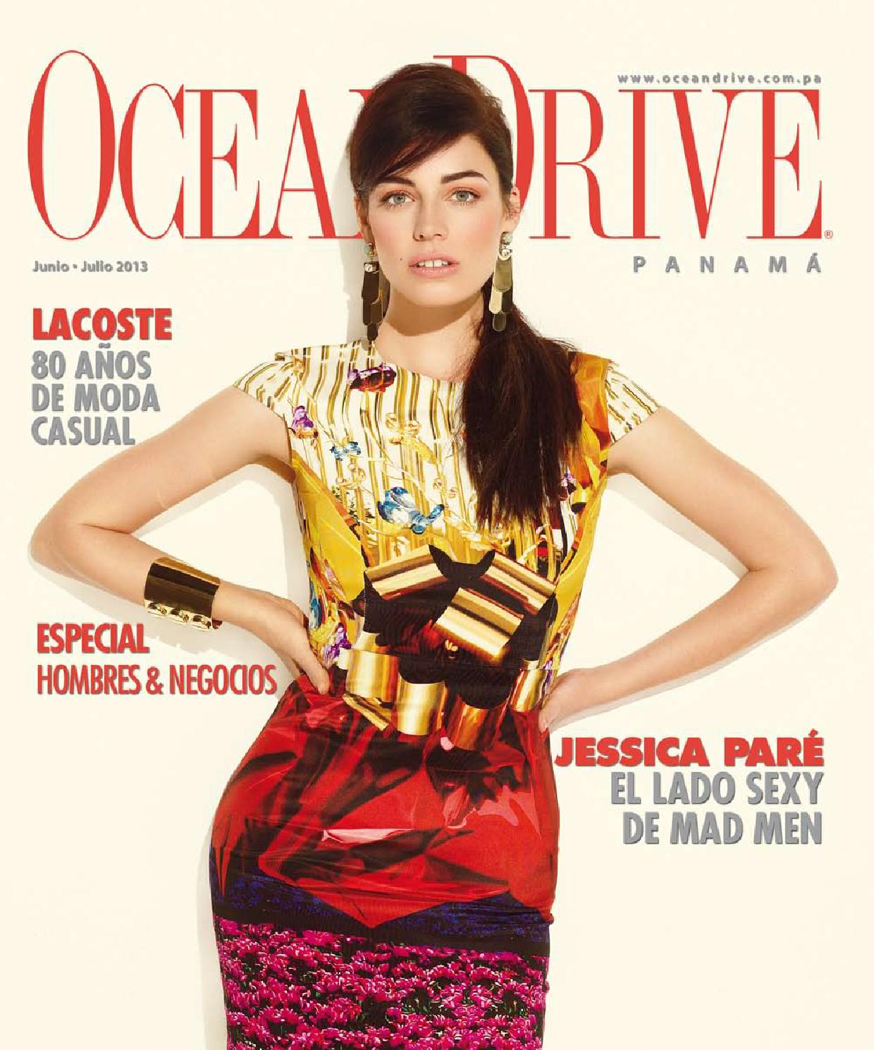 4e4b9ca1a713 Ocean Drive Panama junio- julio 2013 by Ocean Drive Magazine Panama ...