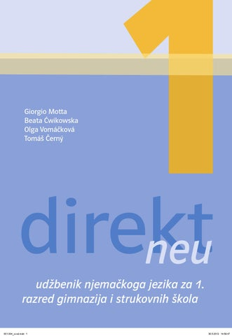 Direkt 1 by Alen Simec issuu