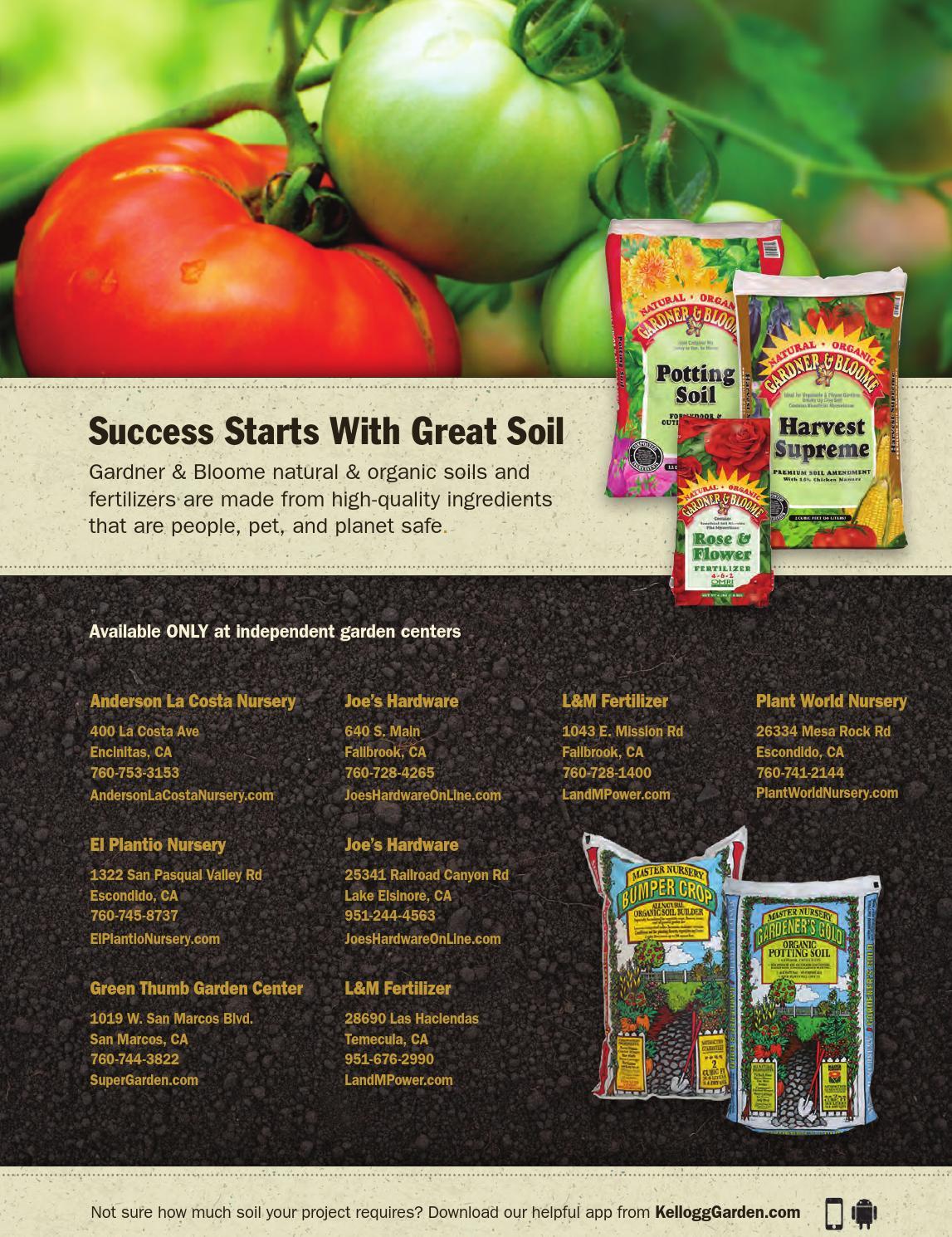 Edible San Diego - Summer 2013 issue by Edible San Diego - issuu