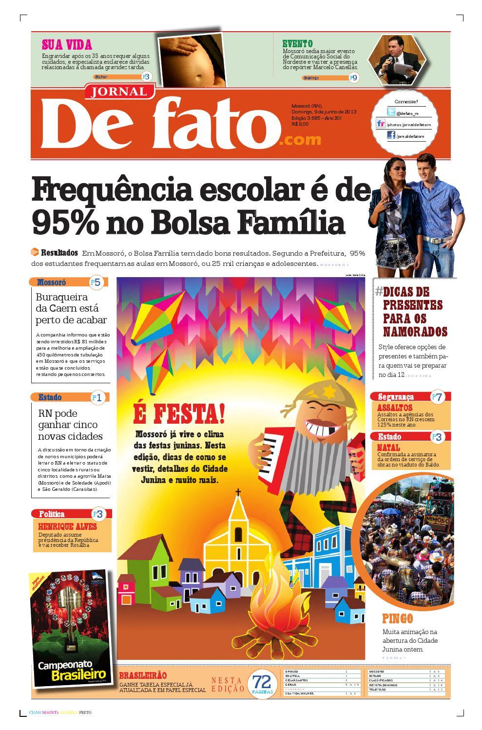 96161796f07bb Jornal de Fato by Jornal de Fato - issuu