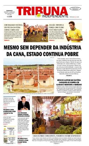 6d6efd443 Edição número 1764 - 9 de junho de 2013 by Tribuna Hoje - issuu