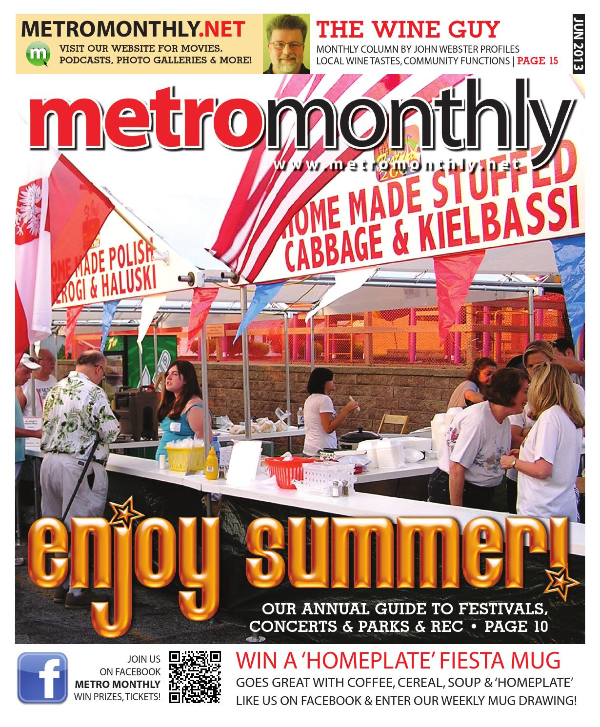 Metro Monthly JUN 2013 by Metro Monthly - issuu