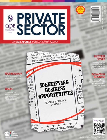 Private Sector Qatar English| June 2013 by Private Sector