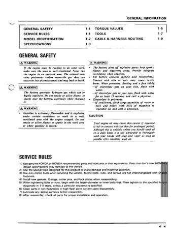 honda nsr 125 jc20 service manual by marcos armero issuu rh issuu com honda nsr 125 manuel honda nsr 125 jc22 manual