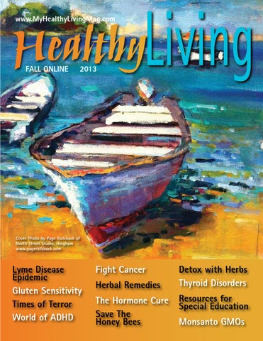 Healthy Living Spring/Summer 2013 by Nancy smith - issuu
