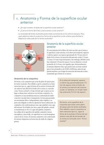 Adaptacion de lentes de contacto esclerales by OPTOMETRIA Y ...