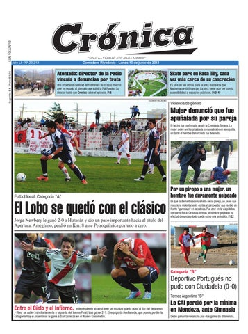 baa502c56cc8c11c6fd126630fa5bfb5 by Diario Crónica - issuu 3aa9547080793