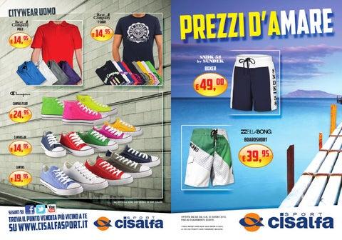 Cisalfa Sport / PREZZI D\'AMARE by Cisalfa Sport - issuu
