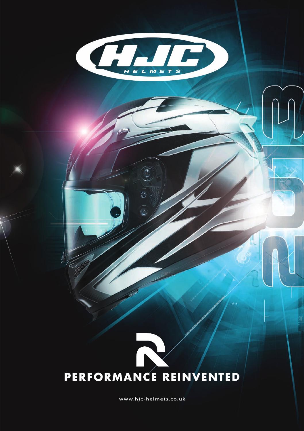 Clear for R-PHA 10 Plue Helmets Bike Racing Motorcycle Helmet Accessories HJC HJ-20P Shield//Visor Gold,Silver,Blue,Smoke,Clear,Pinlock Ready HJC Helmets Made in Korea