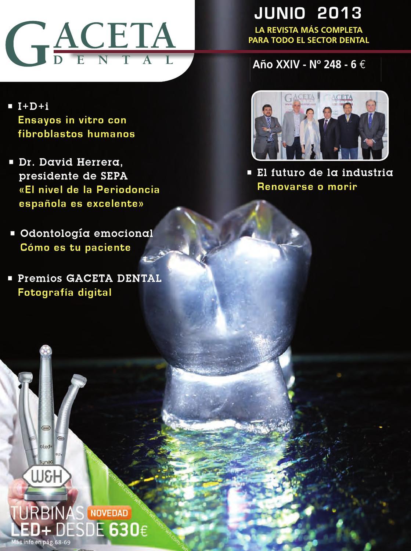 gaceta dental 248 by pelda241o issuu