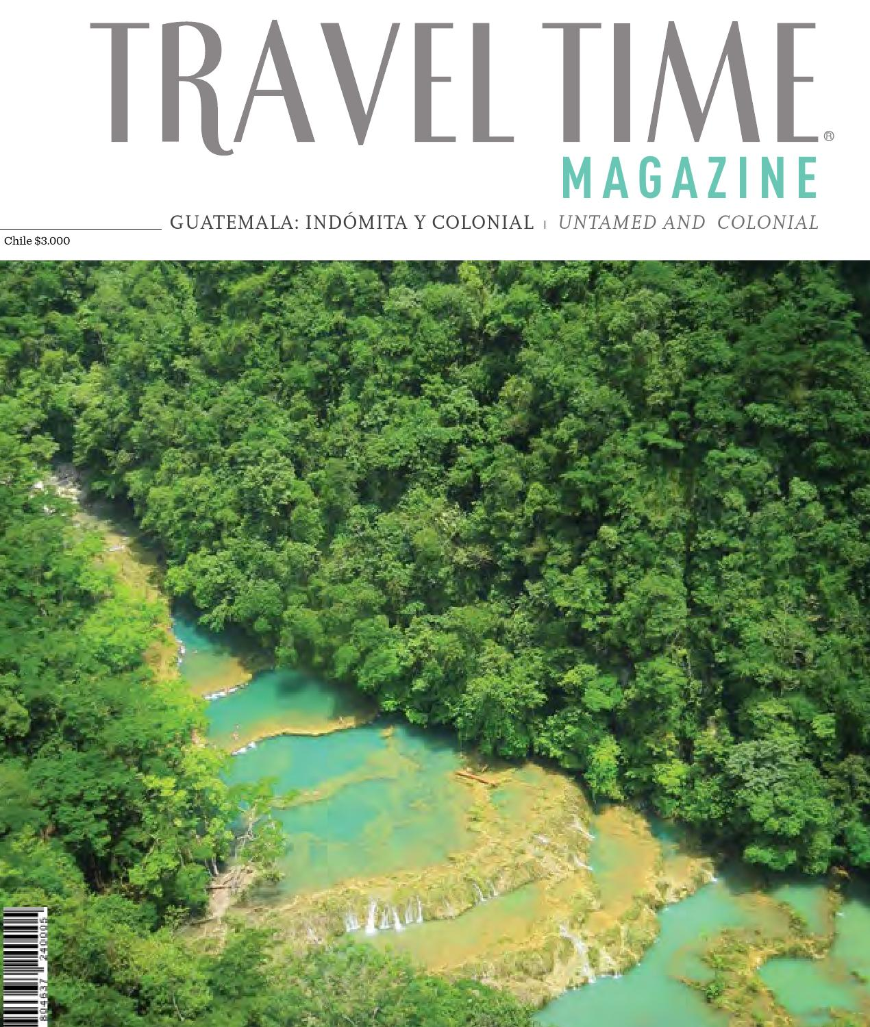 Traveltime 109 by Editorial Travel Time - issuu