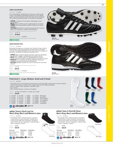 4252556be Kollege Town Adidas 2014 Spring Summer Catalog by Kollegetown - issuu