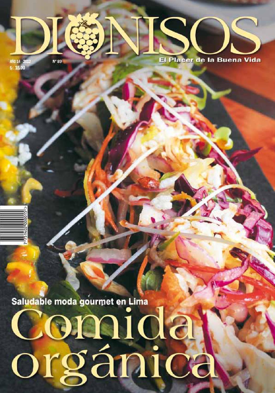 Dionisos Edicion 89 by Revista Dionisos - issuu
