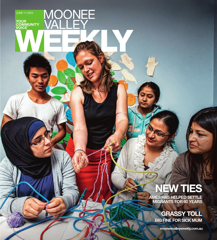 mooneevalleyweekly110613 by the weekly review issuu
