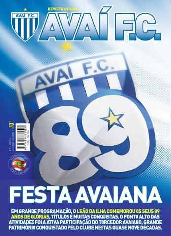 d217aa60ea Revista Avaí F.C. #17 by MixCom Editora - issuu